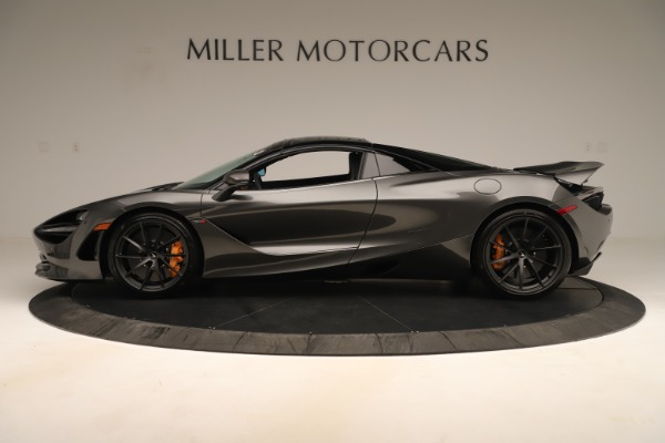 New 2020 McLaren 720S SPIDER Convertible for sale Sold at Aston Martin of Greenwich in Greenwich CT 06830 11