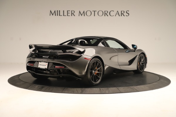 New 2020 McLaren 720S SPIDER Convertible for sale Sold at Aston Martin of Greenwich in Greenwich CT 06830 14