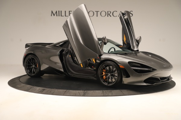 New 2020 McLaren 720S SPIDER Convertible for sale Sold at Aston Martin of Greenwich in Greenwich CT 06830 24