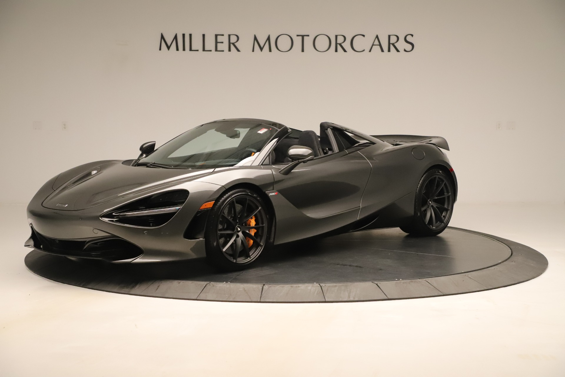New 2020 McLaren 720S SPIDER Convertible for sale Sold at Aston Martin of Greenwich in Greenwich CT 06830 1