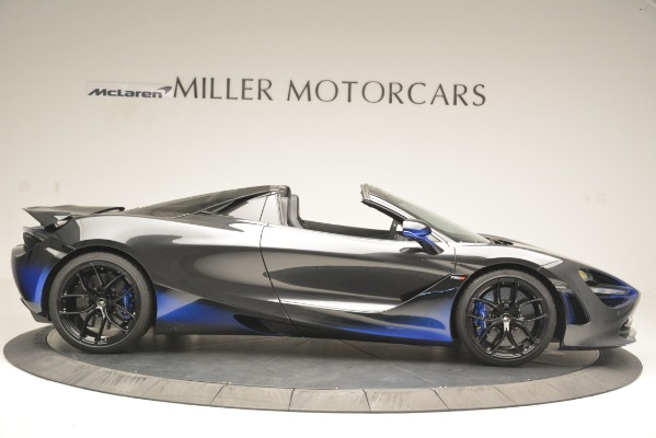 New 2020 McLaren 720s Spider for sale Sold at Aston Martin of Greenwich in Greenwich CT 06830 15