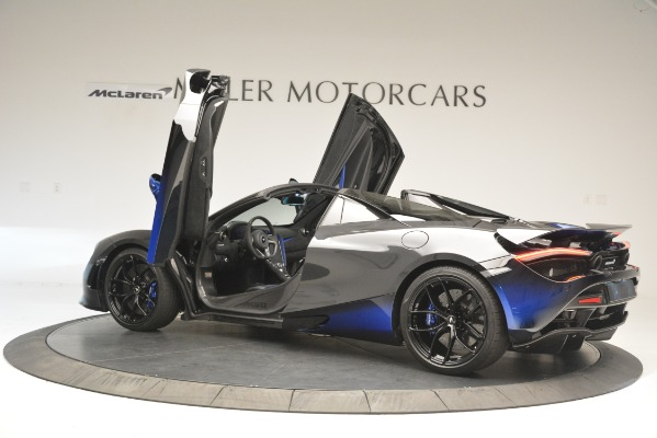 New 2020 McLaren 720s Spider for sale Sold at Aston Martin of Greenwich in Greenwich CT 06830 19