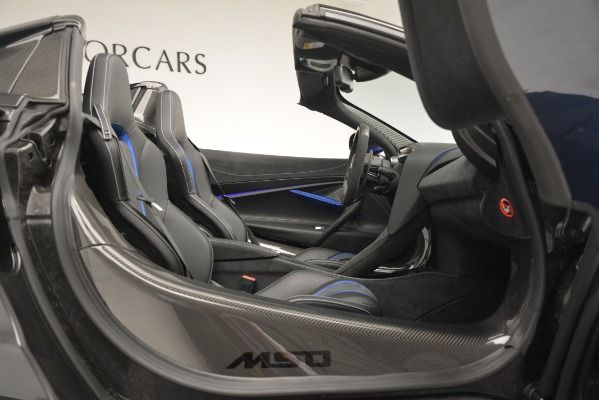 New 2020 McLaren 720s Spider for sale Sold at Aston Martin of Greenwich in Greenwich CT 06830 23