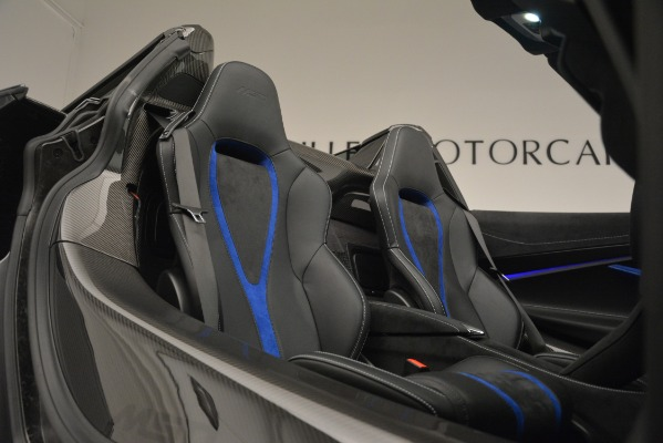 New 2020 McLaren 720s Spider for sale Sold at Aston Martin of Greenwich in Greenwich CT 06830 25