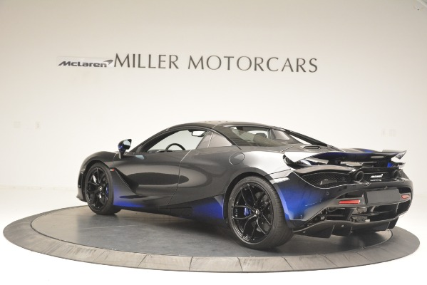 New 2020 McLaren 720s Spider for sale Sold at Aston Martin of Greenwich in Greenwich CT 06830 4