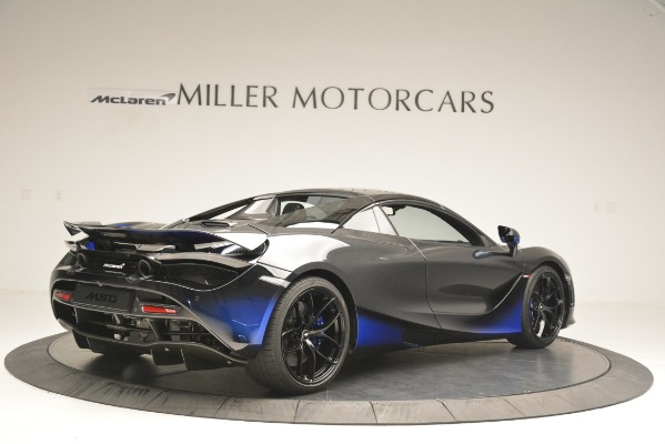 New 2020 McLaren 720s Spider for sale Sold at Aston Martin of Greenwich in Greenwich CT 06830 6