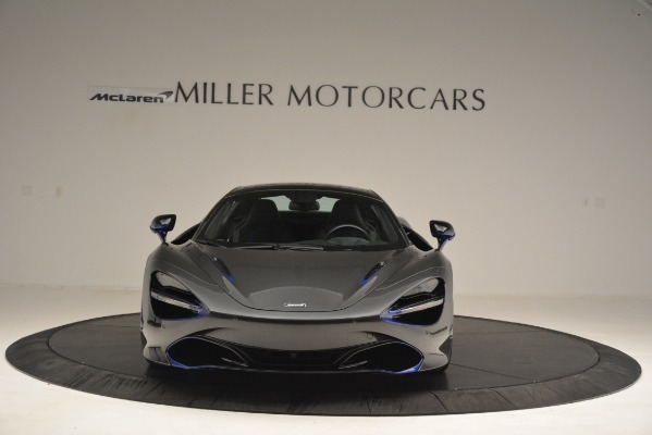 New 2020 McLaren 720s Spider for sale Sold at Aston Martin of Greenwich in Greenwich CT 06830 9