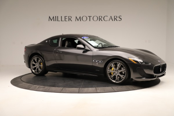 Used 2013 Maserati GranTurismo Sport for sale Sold at Aston Martin of Greenwich in Greenwich CT 06830 10