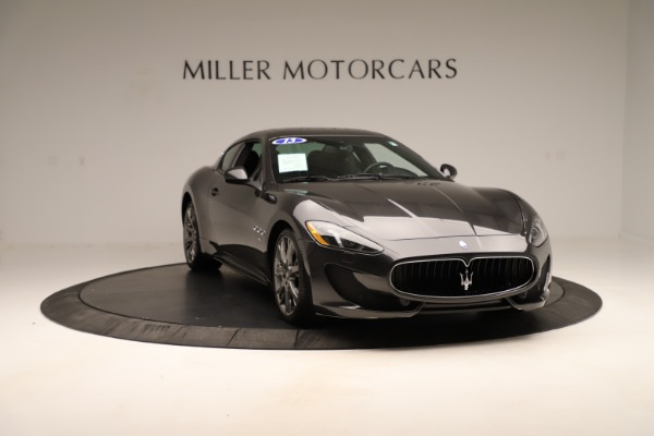 Used 2013 Maserati GranTurismo Sport for sale Sold at Aston Martin of Greenwich in Greenwich CT 06830 11
