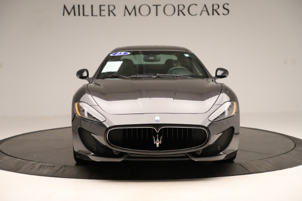 Used 2013 Maserati GranTurismo Sport for sale Sold at Aston Martin of Greenwich in Greenwich CT 06830 12