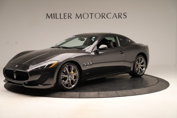 Used 2013 Maserati GranTurismo Sport for sale Sold at Aston Martin of Greenwich in Greenwich CT 06830 2