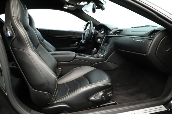 Used 2013 Maserati GranTurismo Sport for sale Sold at Aston Martin of Greenwich in Greenwich CT 06830 20