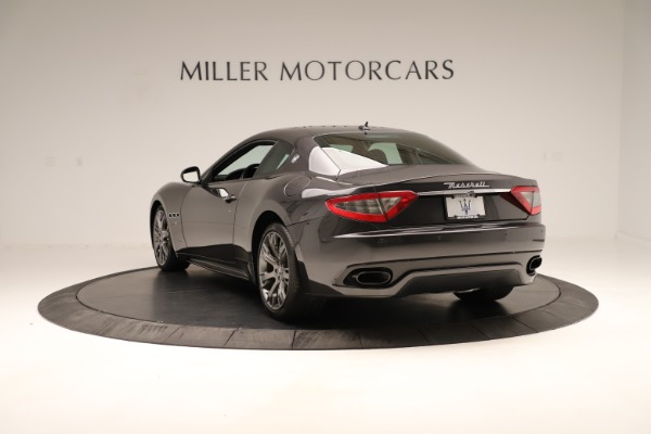 Used 2013 Maserati GranTurismo Sport for sale Sold at Aston Martin of Greenwich in Greenwich CT 06830 5