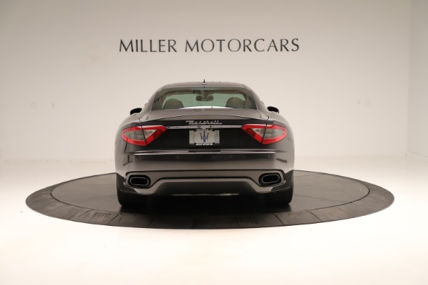 Used 2013 Maserati GranTurismo Sport for sale Sold at Aston Martin of Greenwich in Greenwich CT 06830 6