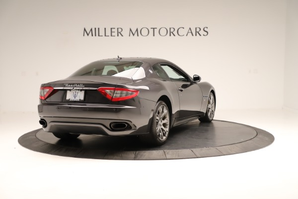 Used 2013 Maserati GranTurismo Sport for sale Sold at Aston Martin of Greenwich in Greenwich CT 06830 7