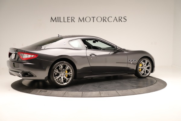 Used 2013 Maserati GranTurismo Sport for sale Sold at Aston Martin of Greenwich in Greenwich CT 06830 8