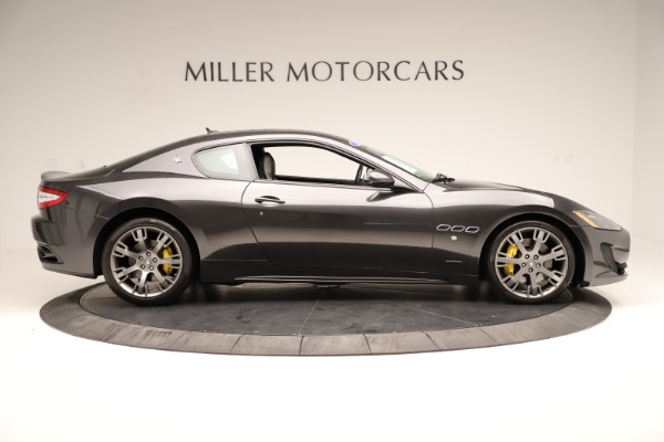 Used 2013 Maserati GranTurismo Sport for sale Sold at Aston Martin of Greenwich in Greenwich CT 06830 9