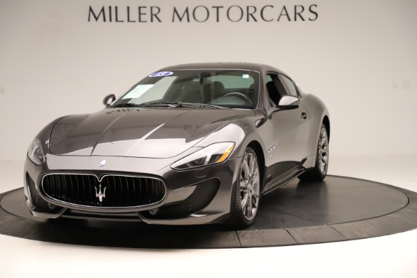 Used 2013 Maserati GranTurismo Sport for sale Sold at Aston Martin of Greenwich in Greenwich CT 06830 1