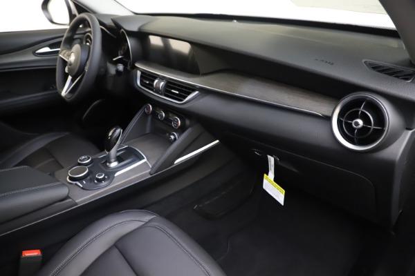 New 2019 Alfa Romeo Stelvio Ti Q4 for sale Sold at Aston Martin of Greenwich in Greenwich CT 06830 22
