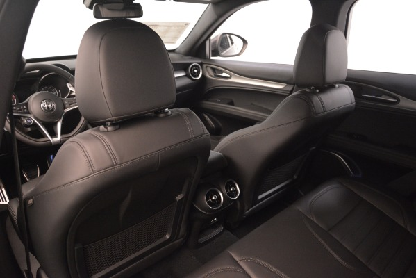 New 2019 Alfa Romeo Stelvio Ti Q4 for sale Sold at Aston Martin of Greenwich in Greenwich CT 06830 20