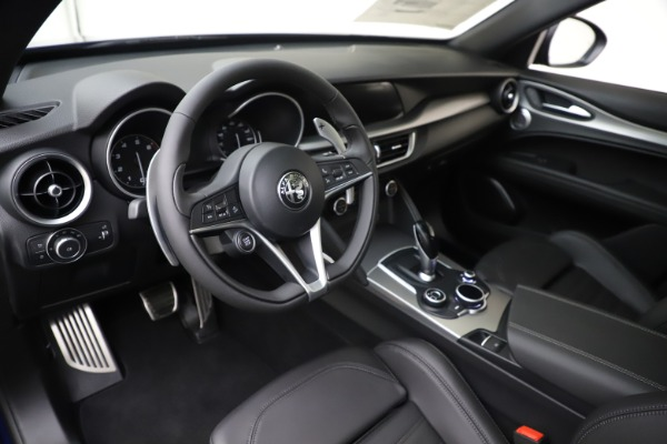 New 2019 Alfa Romeo Stelvio Ti Sport Q4 for sale Sold at Aston Martin of Greenwich in Greenwich CT 06830 13