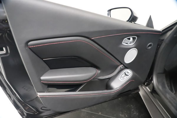 Used 2020 Aston Martin Vantage Coupe for sale Sold at Aston Martin of Greenwich in Greenwich CT 06830 16