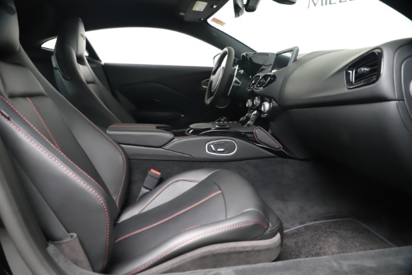 Used 2020 Aston Martin Vantage Coupe for sale Sold at Aston Martin of Greenwich in Greenwich CT 06830 18