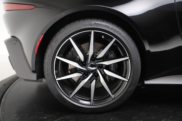Used 2020 Aston Martin Vantage Coupe for sale Sold at Aston Martin of Greenwich in Greenwich CT 06830 20