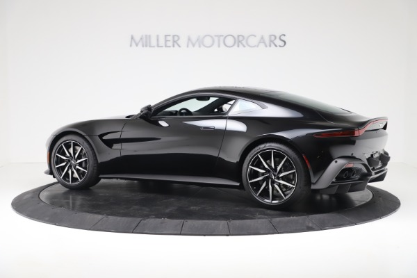 Used 2020 Aston Martin Vantage Coupe for sale Sold at Aston Martin of Greenwich in Greenwich CT 06830 4