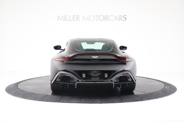 Used 2020 Aston Martin Vantage Coupe for sale Sold at Aston Martin of Greenwich in Greenwich CT 06830 6