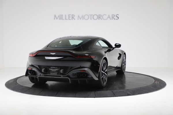 Used 2020 Aston Martin Vantage Coupe for sale Sold at Aston Martin of Greenwich in Greenwich CT 06830 7