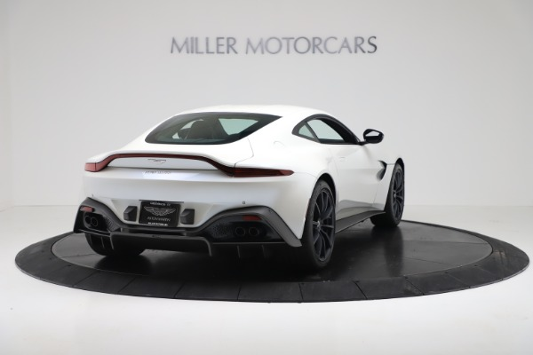 New 2020 Aston Martin Vantage Coupe for sale Sold at Aston Martin of Greenwich in Greenwich CT 06830 6