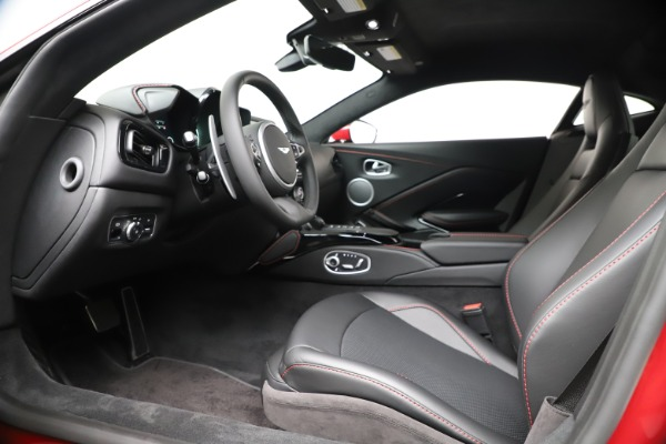 New 2020 Aston Martin Vantage Coupe for sale Sold at Aston Martin of Greenwich in Greenwich CT 06830 14