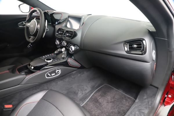 New 2020 Aston Martin Vantage Coupe for sale Sold at Aston Martin of Greenwich in Greenwich CT 06830 18