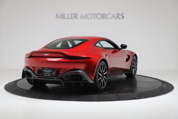 New 2020 Aston Martin Vantage Coupe for sale Sold at Aston Martin of Greenwich in Greenwich CT 06830 7
