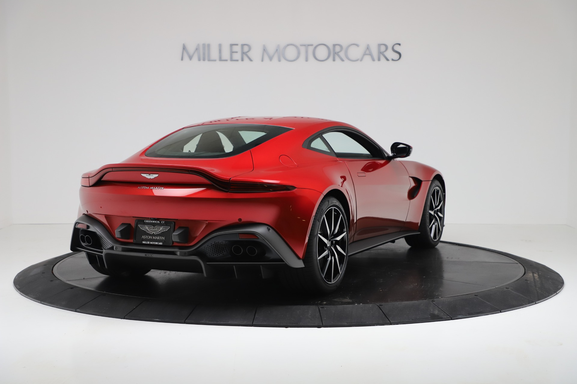 New 2020 Aston Martin Vantage Coupe For Sale 177 584 Aston Martin Of Greenwich Stock A1390