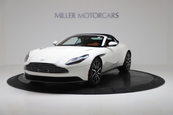 New 2019 Aston Martin DB11 V8 for sale Sold at Aston Martin of Greenwich in Greenwich CT 06830 13