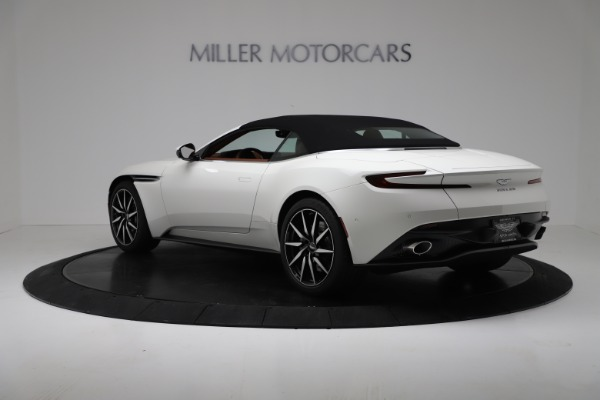 New 2019 Aston Martin DB11 V8 for sale Sold at Aston Martin of Greenwich in Greenwich CT 06830 15