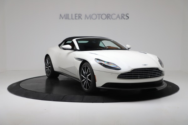 New 2019 Aston Martin DB11 V8 for sale Sold at Aston Martin of Greenwich in Greenwich CT 06830 18