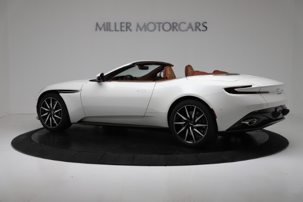 New 2019 Aston Martin DB11 V8 for sale Sold at Aston Martin of Greenwich in Greenwich CT 06830 4