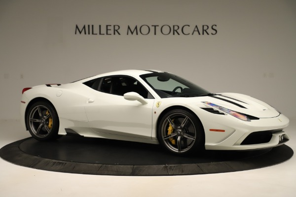 Used 2014 Ferrari 458 Speciale for sale $359,900 at Aston Martin of Greenwich in Greenwich CT 06830 10