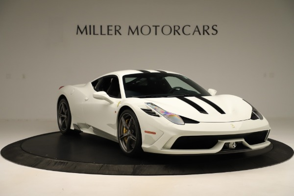 Used 2014 Ferrari 458 Speciale for sale $359,900 at Aston Martin of Greenwich in Greenwich CT 06830 11