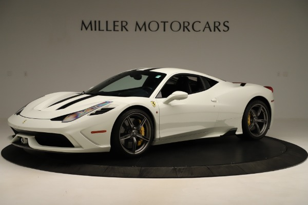 Used 2014 Ferrari 458 Speciale for sale $359,900 at Aston Martin of Greenwich in Greenwich CT 06830 2