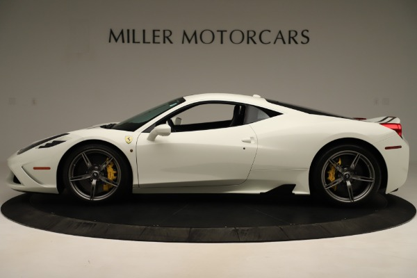 Used 2014 Ferrari 458 Speciale for sale $359,900 at Aston Martin of Greenwich in Greenwich CT 06830 3