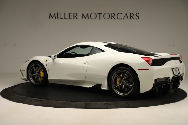 Used 2014 Ferrari 458 Speciale for sale $359,900 at Aston Martin of Greenwich in Greenwich CT 06830 4