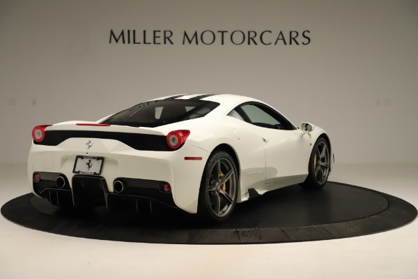 Used 2014 Ferrari 458 Speciale for sale $359,900 at Aston Martin of Greenwich in Greenwich CT 06830 7