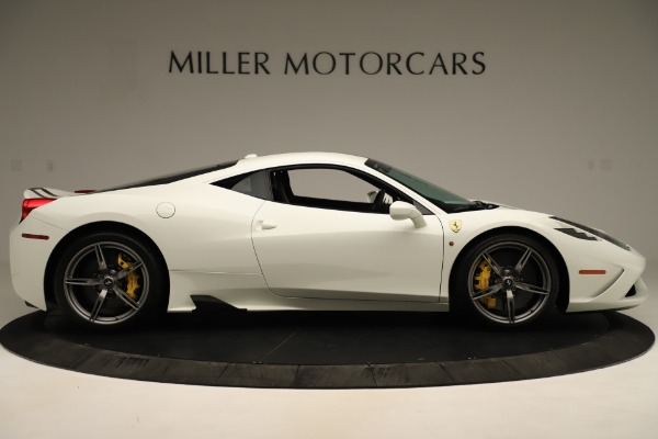 Used 2014 Ferrari 458 Speciale for sale $359,900 at Aston Martin of Greenwich in Greenwich CT 06830 9