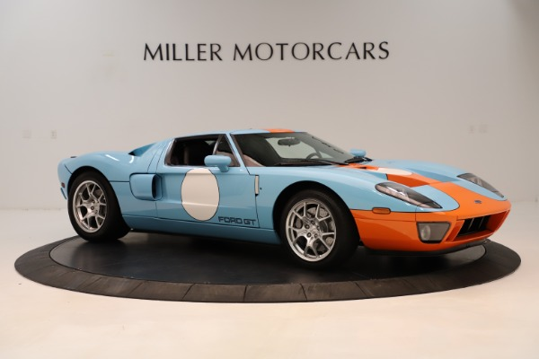 Used 2006 Ford GT for sale Sold at Aston Martin of Greenwich in Greenwich CT 06830 10