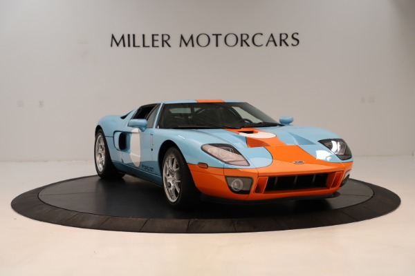 Used 2006 Ford GT for sale Sold at Aston Martin of Greenwich in Greenwich CT 06830 11