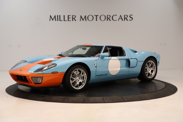 Used 2006 Ford GT for sale Sold at Aston Martin of Greenwich in Greenwich CT 06830 2